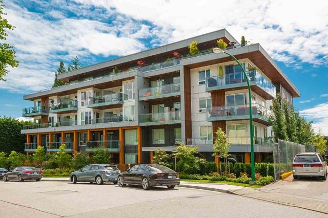 1327 Draycott Road #407, North Vancouver, BC V7J 1W1 (#R2379400) :: Royal LePage West Real Estate Services