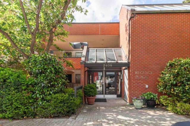 2408 Haywood Avenue #102, West Vancouver, BC V7V 1Y1 (#R2379426) :: Royal LePage West Real Estate Services