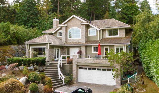 4880 The Dale, West Vancouver, BC V7W 1K3 (#R2379431) :: Royal LePage West Real Estate Services