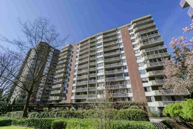 2020 Fullerton Avenue #206, North Vancouver, BC V7P 3G3 (#R2379444) :: Royal LePage West Real Estate Services