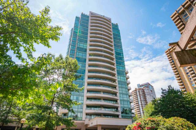 5899 Wilson Avenue #1606, Burnaby, BC V5H 4R9 (#R2379490) :: Royal LePage West Real Estate Services