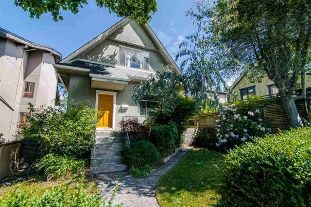 1561 Kitchener Street, Vancouver, BC V5L 2V8 (#R2379510) :: Royal LePage West Real Estate Services