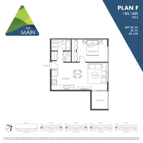 37881 Cleveland Avenue #506, Squamish, BC V0N 3G0 (#R2379558) :: Royal LePage West Real Estate Services