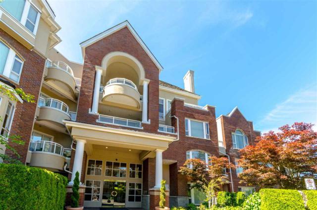 5262 Oakmount Crescent #613, Burnaby, BC V5H 4R7 (#R2379563) :: Royal LePage West Real Estate Services