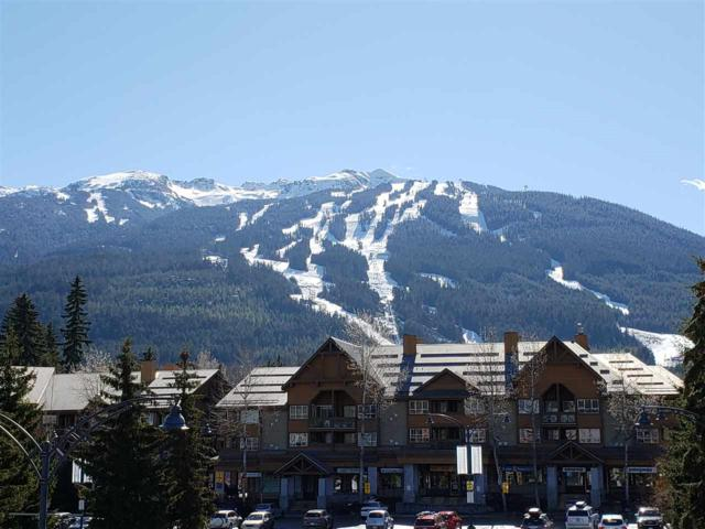4360 Lorimer Road #322, Whistler, BC V8E 1A5 (#R2379685) :: Royal LePage West Real Estate Services