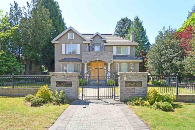 1292 W 40TH Avenue, Vancouver, BC V6M 1V4 (#R2379730) :: Royal LePage West Real Estate Services