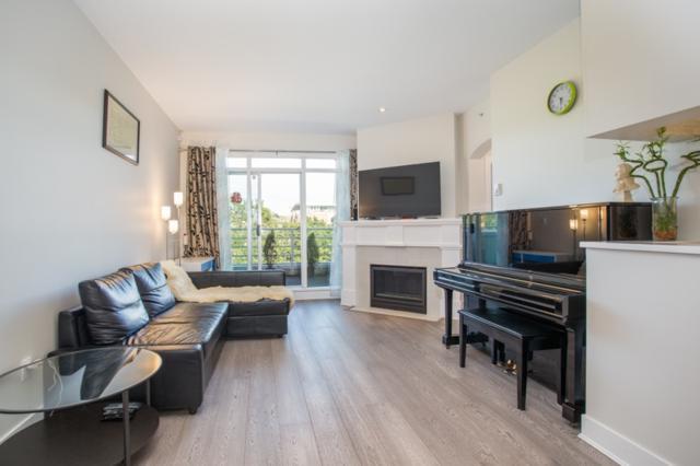 2105 W 42 Avenue #410, Vancouver, BC V6M 2B7 (#R2379794) :: Royal LePage West Real Estate Services