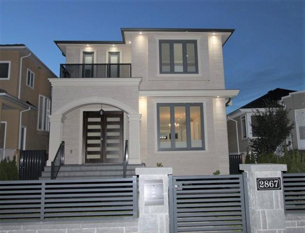 2867 W 19TH Avenue, Vancouver, BC V6L 1E4 (#R2379873) :: Royal LePage West Real Estate Services