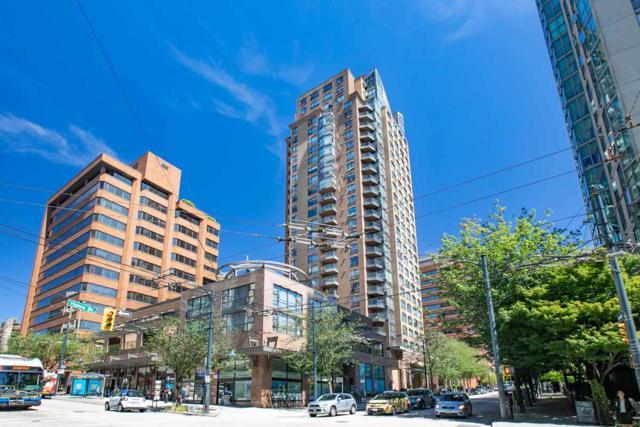 1189 Howe Street #314, Vancouver, BC V6Z 2X4 (#R2379934) :: Vancouver Real Estate