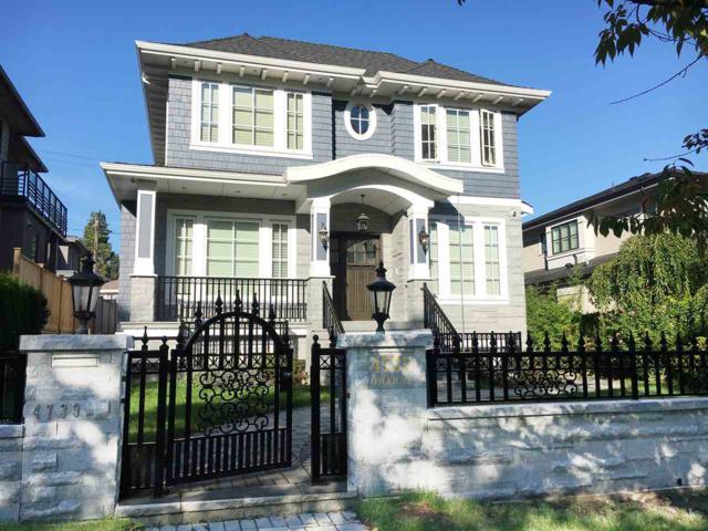 4735 Osler Street, Vancouver, BC V6H 2Y5 (#R2379983) :: Royal LePage West Real Estate Services