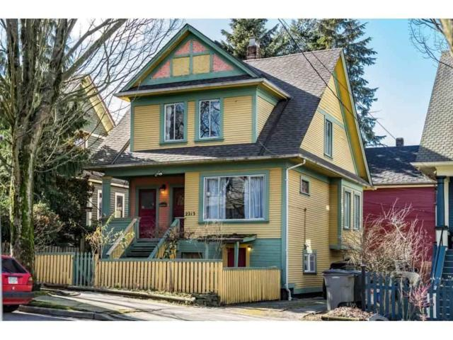 2213 Ontario Street, Vancouver, BC V5T 2X3 (#R2380023) :: Royal LePage West Real Estate Services