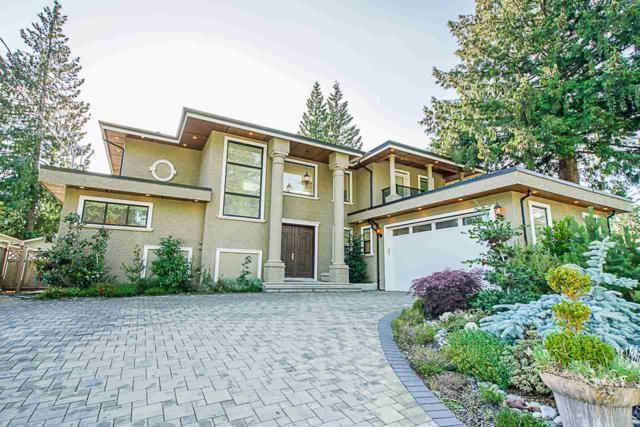1987 Berkley Avenue, North Vancouver, BC V7H 1Z4 (#R2380032) :: Royal LePage West Real Estate Services