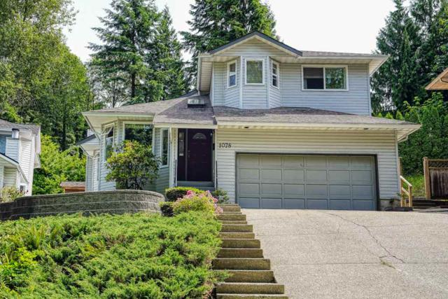 1078 Windward Drive, Coquitlam, BC V3C 5S6 (#R2380073) :: Royal LePage West Real Estate Services