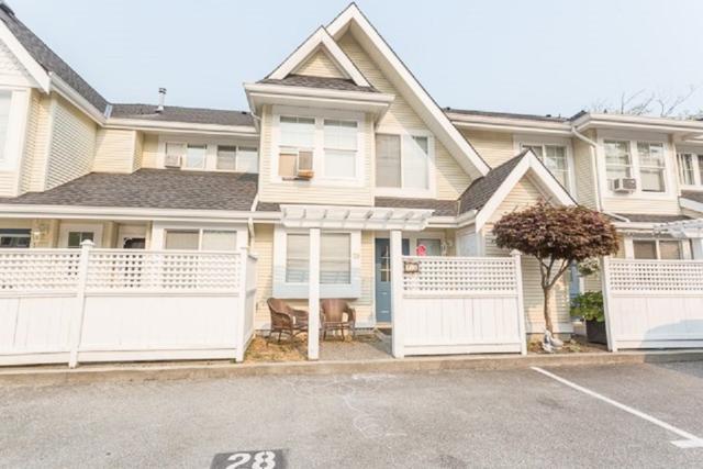 23560 119 Avenue #28, Maple Ridge, BC V4R 2P5 (#R2380103) :: RE/MAX City Realty