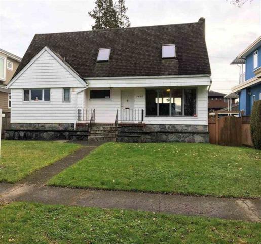 2450 Oliver Crescent, Vancouver, BC V6L 1S7 (#R2380123) :: Royal LePage West Real Estate Services