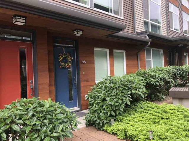 16222 23A Avenue #68, Surrey, BC V3Z 6P4 (#R2380166) :: RE/MAX City Realty