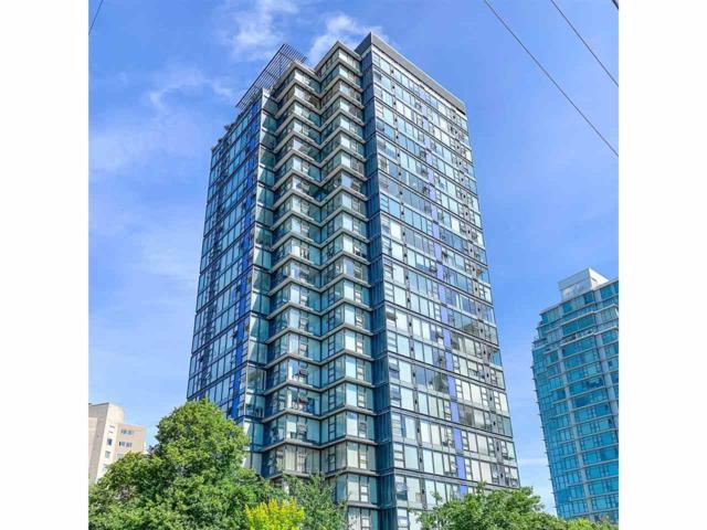 1723 Alberni Street #1407, Vancouver, BC V6G 3G9 (#R2380172) :: Royal LePage West Real Estate Services