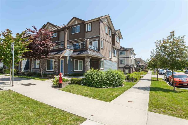 18819 71 Avenue #1, Surrey, BC V4N 6N9 (#R2380233) :: RE/MAX City Realty
