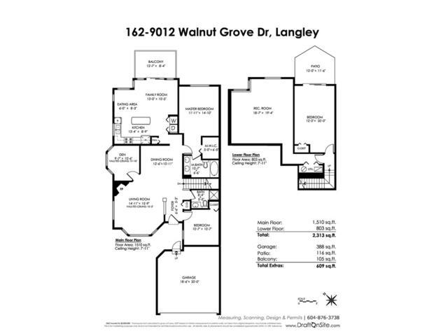 9012 Walnut Grove Drive #162, Langley, BC V1M 2K3 (#R2380262) :: Premiere Property Marketing Team