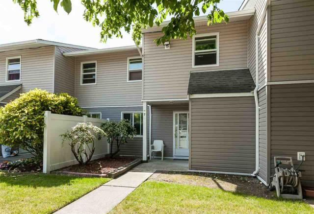 20301 53 Avenue #7, Langley, BC V3A 6S8 (#R2380284) :: Royal LePage West Real Estate Services
