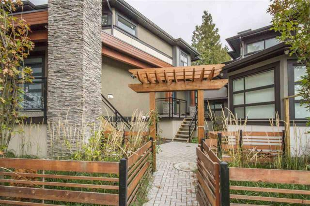 721 Gauthier Avenue #104, Coquitlam, BC V3K 1R6 (#R2380286) :: RE/MAX City Realty