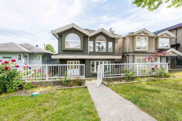 4160 Parker Street, Burnaby, BC V5C 3C1 (#R2380380) :: RE/MAX City Realty