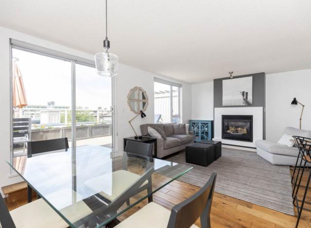 2768 Cranberry Drive #407, Vancouver, BC V6K 4V1 (#R2380432) :: Royal LePage West Real Estate Services