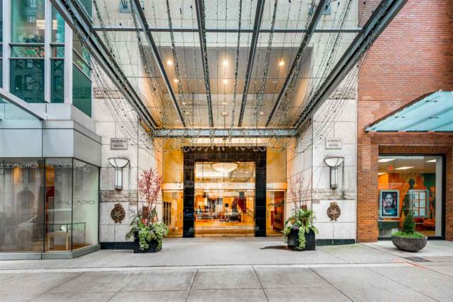 837 W Hastings Street #2104, Vancouver, BC V6C 3N7 (#R2380444) :: Royal LePage West Real Estate Services