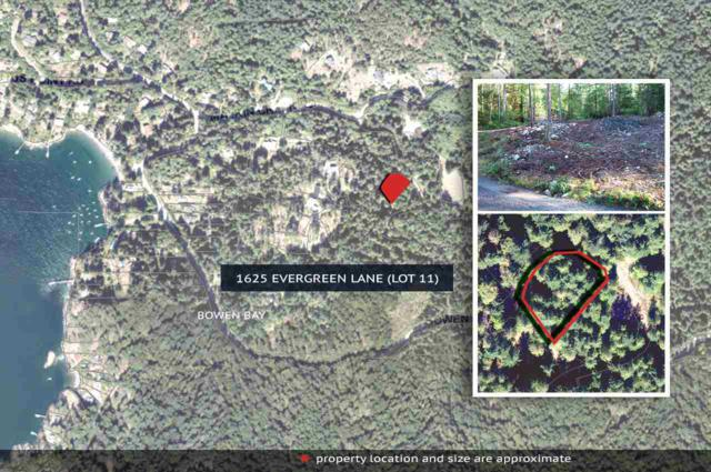 1625 Evergreen Lane, Bowen Island, BC V0N 1G2 (#R2380464) :: Royal LePage West Real Estate Services