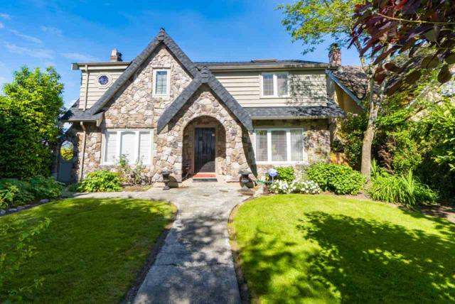3894 Quesnel Drive, Vancouver, BC V6L 2X2 (#R2380472) :: RE/MAX City Realty