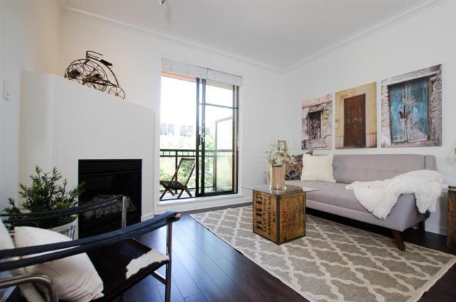 2065 W 12TH Avenue #306, Vancouver, BC V6J 5L9 (#R2380508) :: Royal LePage West Real Estate Services