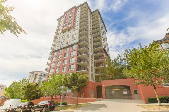 833 Agnes Street #1302, New Westminster, BC V3M 0B1 (#R2380511) :: Vancouver Real Estate