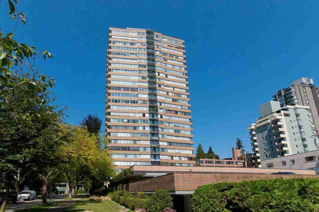 2055 Pendrell Street #1906, Vancouver, BC V5S 1Z7 (#R2380516) :: Royal LePage West Real Estate Services