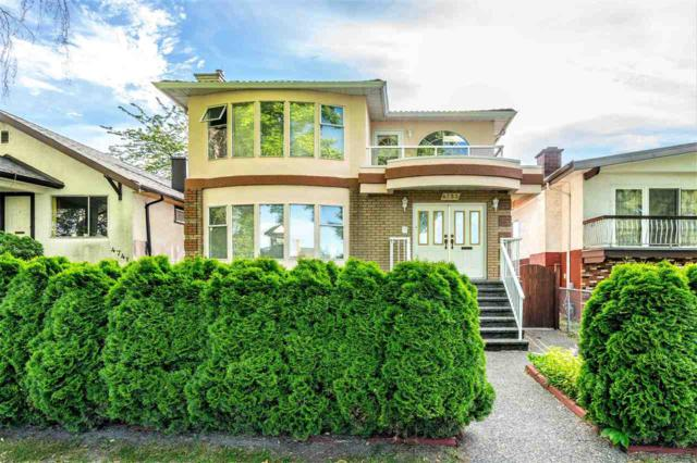 4733 Fleming Street, Vancouver, BC V5N 3W5 (#R2380517) :: RE/MAX City Realty