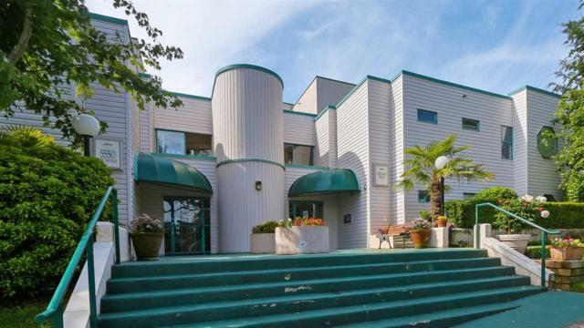 5550 14B Avenue #201, Delta, BC V4M 2G6 (#R2380561) :: Royal LePage West Real Estate Services