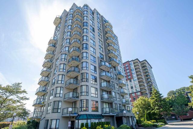838 Agnes Street #205, New Westminster, BC V6M 1R8 (#R2380590) :: Royal LePage West Real Estate Services