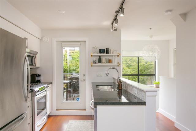 1855 Stainsbury Avenue #101, Vancouver, BC V5N 2M6 (#R2380592) :: Royal LePage West Real Estate Services