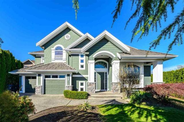 15649 33A Avenue, Surrey, BC V3Z 9Y7 (#R2380620) :: Royal LePage West Real Estate Services