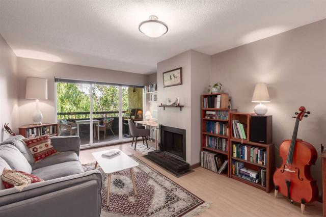 1420 E 8TH Avenue #305, Vancouver, BC V5N 1T4 (#R2380643) :: Royal LePage West Real Estate Services