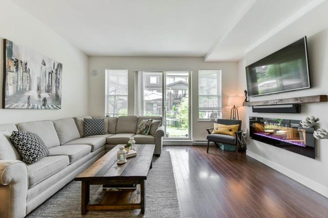 9525 204 Street #44, Langley, BC V1M 0B9 (#R2380650) :: Royal LePage West Real Estate Services