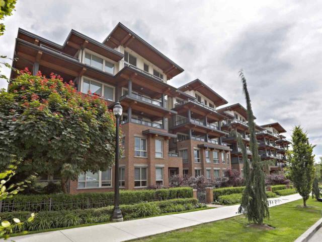 500 Royal Avenue #518, New Westminster, BC V3L 0G5 (#R2380675) :: Royal LePage West Real Estate Services