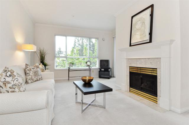 3098 Guildford Way #334, Coquitlam, BC V3B 7W8 (#R2380676) :: Royal LePage West Real Estate Services