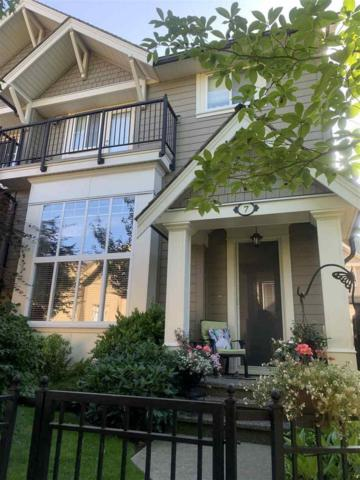 3268 156A Street #7, Surrey, BC V3Z 9T1 (#R2380684) :: Premiere Property Marketing Team