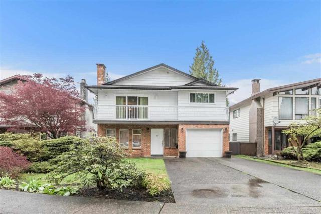 965 Pelton Avenue, Coquitlam, BC V3J 2J3 (#R2380706) :: Royal LePage West Real Estate Services
