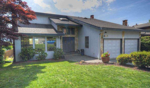 457 Alouette Drive, Coquitlam, BC V3C 4Y7 (#R2380724) :: Royal LePage West Real Estate Services