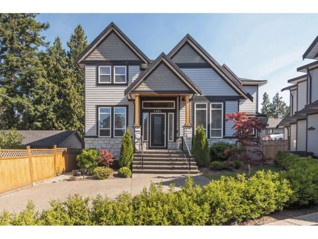 4892 200A Street, Langley, BC V3A 5W8 (#R2380747) :: Royal LePage West Real Estate Services
