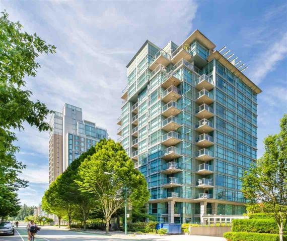 1889 Alberni Street #303, Vancouver, BC V6G 3G7 (#R2380756) :: Royal LePage West Real Estate Services