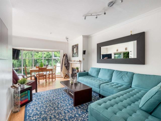 2216 W 3RD Avenue #201, Vancouver, BC V6K 1L4 (#R2380811) :: Royal LePage West Real Estate Services