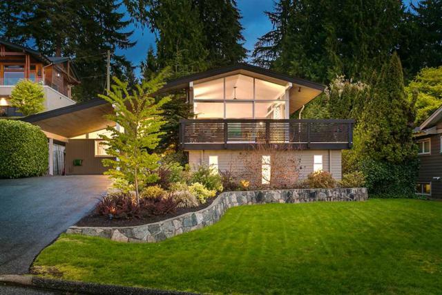 4342 Skyline Drive, North Vancouver, BC V7R 3G7 (#R2380812) :: Royal LePage West Real Estate Services