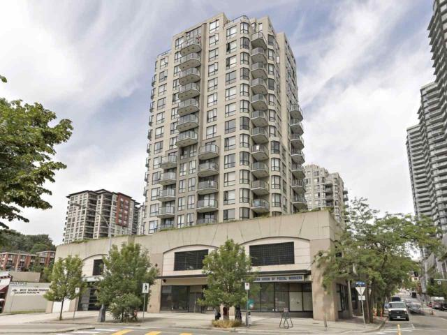 55 Tenth Street #1001, New Westminster, BC V3M 6R5 (#R2380852) :: Royal LePage West Real Estate Services